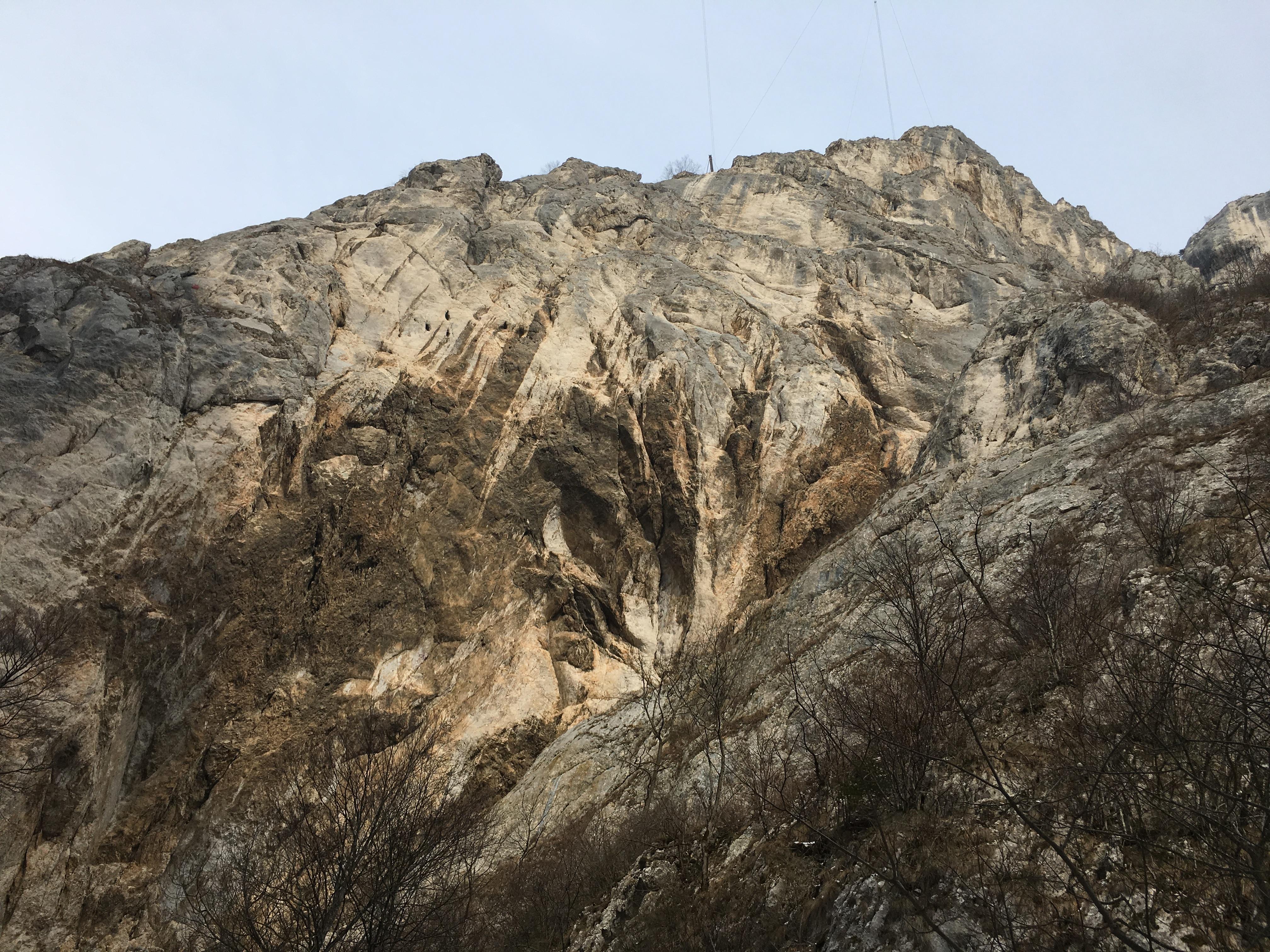 Trekking in Cheile Rasnovului