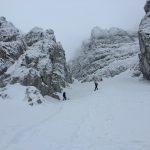 Trasee de iarna din Masivul Bucegi