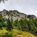Nemarcate de Bucegi - Valea Comorilor de Mijloc