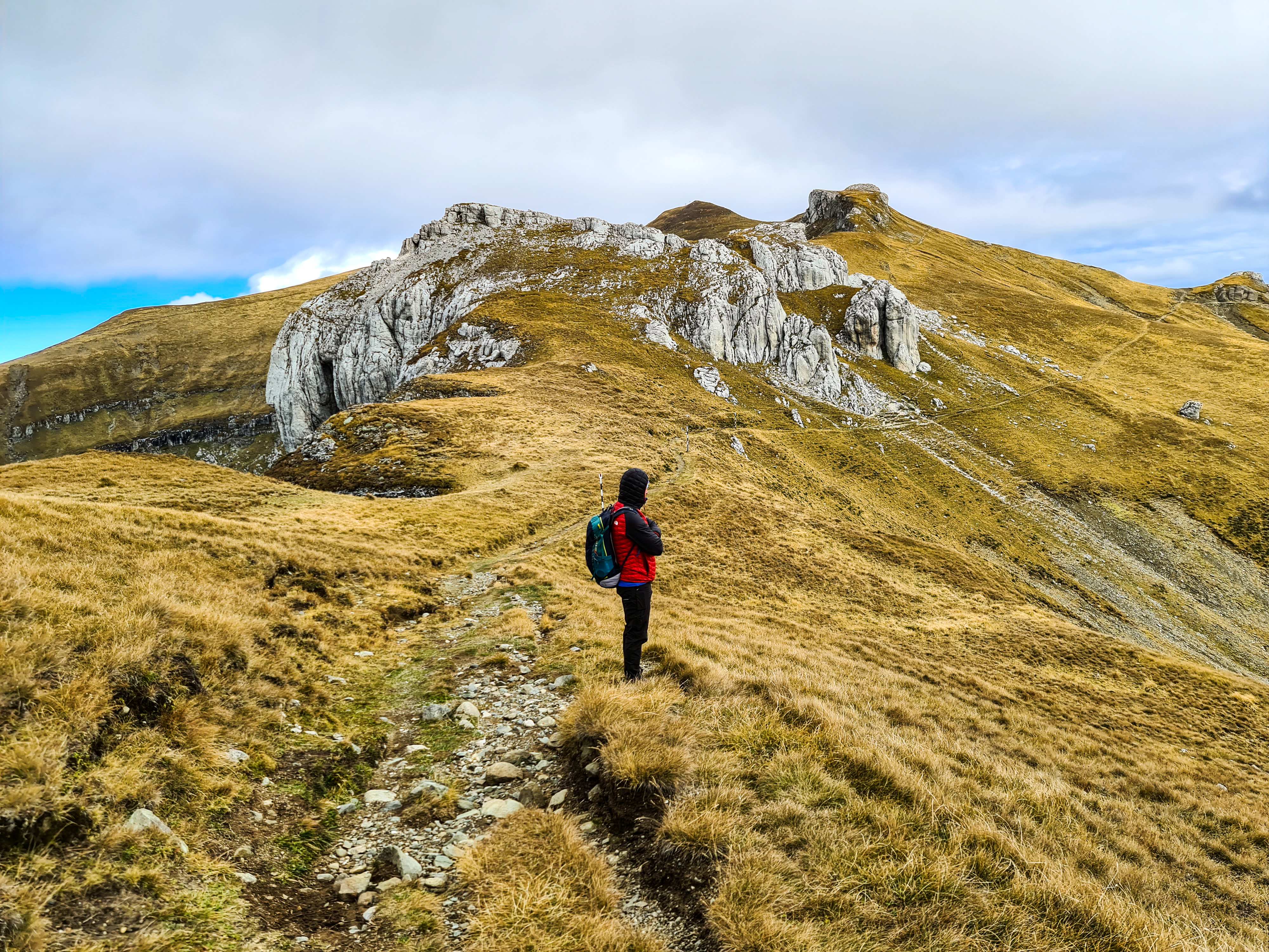 Cinci trasee de vis in Bucegi