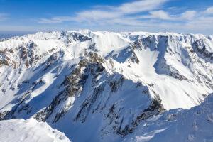 Trasee de iarna din Muntii Fagaras