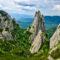 7 trasee din Muntii Ciucas