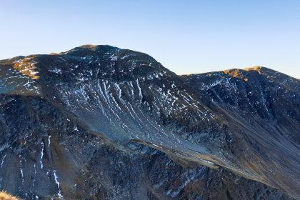 Anduranta in Fagaras - Varfurile Dara si Hartopul Darei