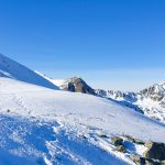 Muntii Retezat iarna - Varful Peleaga