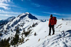 Iarna in Crai | Hornul Gainii - Vf Ascutit - Padinile Frumoase